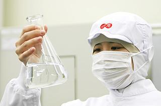 HACCP管理システム採用
